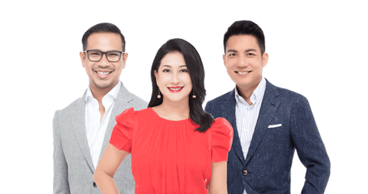 The Breakfast Huddle with Elliott Danker, Yasmin Jonkers and Ryan Huang
