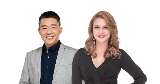 The Curve with Michelle Martin & Bernard Lim