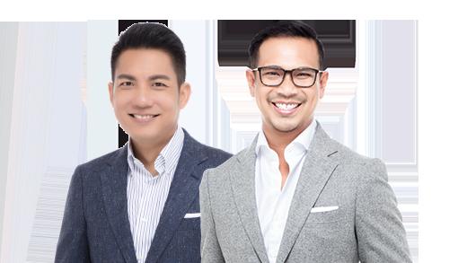 The Breakfast Huddle with Elliott Danker and Finance Presenter Ryan Huang