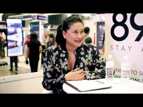 MONEY FM 89.3 speaks with Maybank Kim Eng @ INVEST Fair 2018