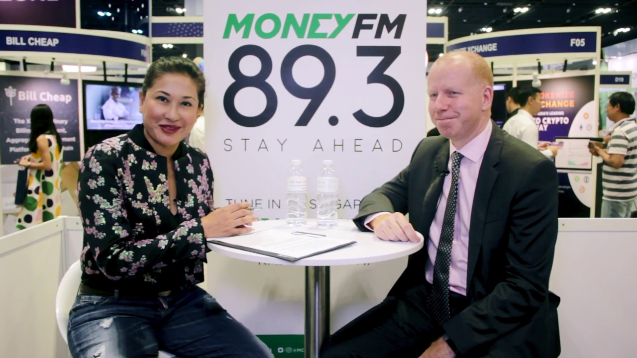 MONEY FM 89.3 speaks with Standard Chartered Bank @ INVEST Fair 2018