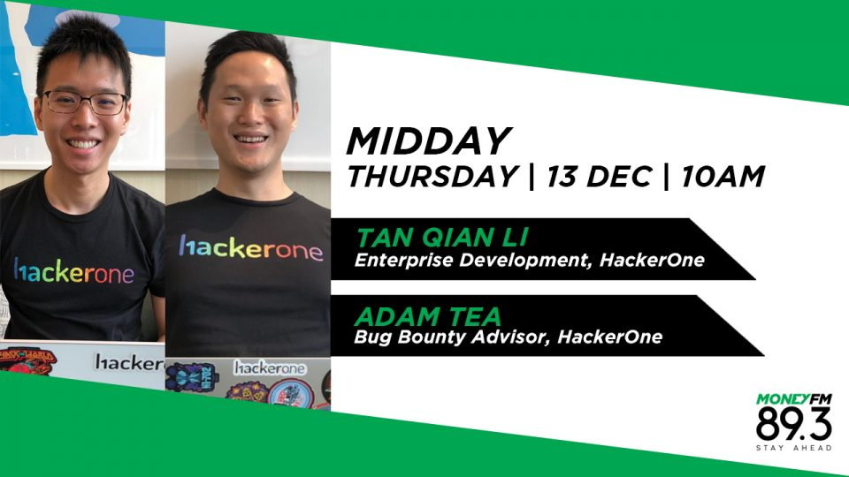 Tan Qian Li and Adam Tea, APAC HackerOneTan Qian Li, Enterprise