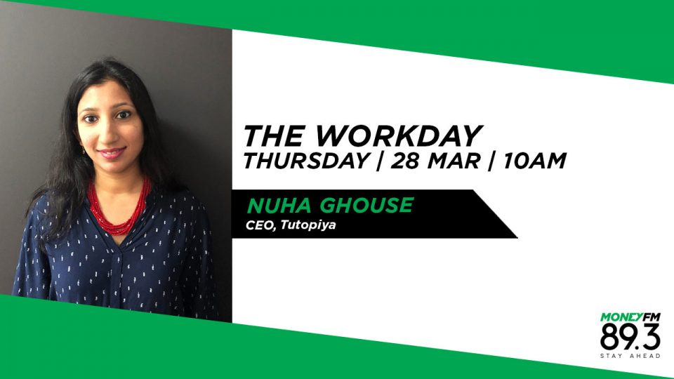 Nuha Ghouse, CEO, Tutopiya