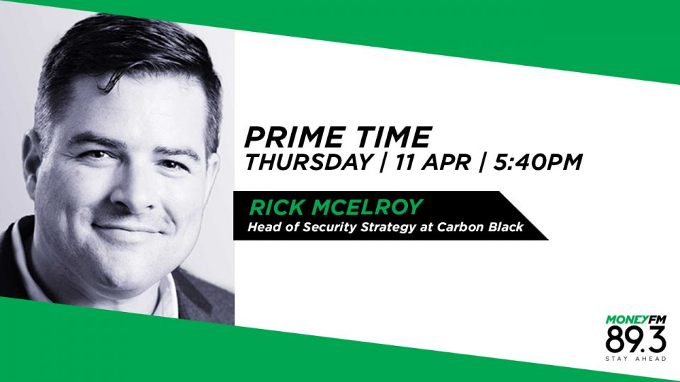 Rick McElroy, Head of Security Strategy at Carbon Black
