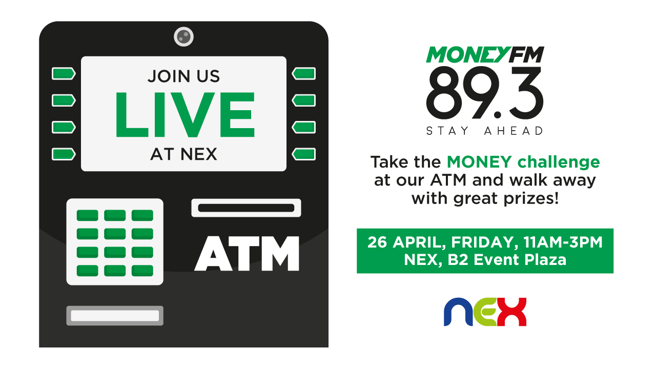 MONEY FM's ATM - #MONEYChallenge