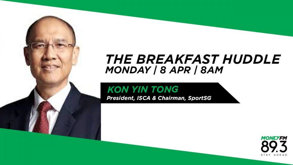 Kon Yin Tong, President, ISCA & Chairman, SportSG