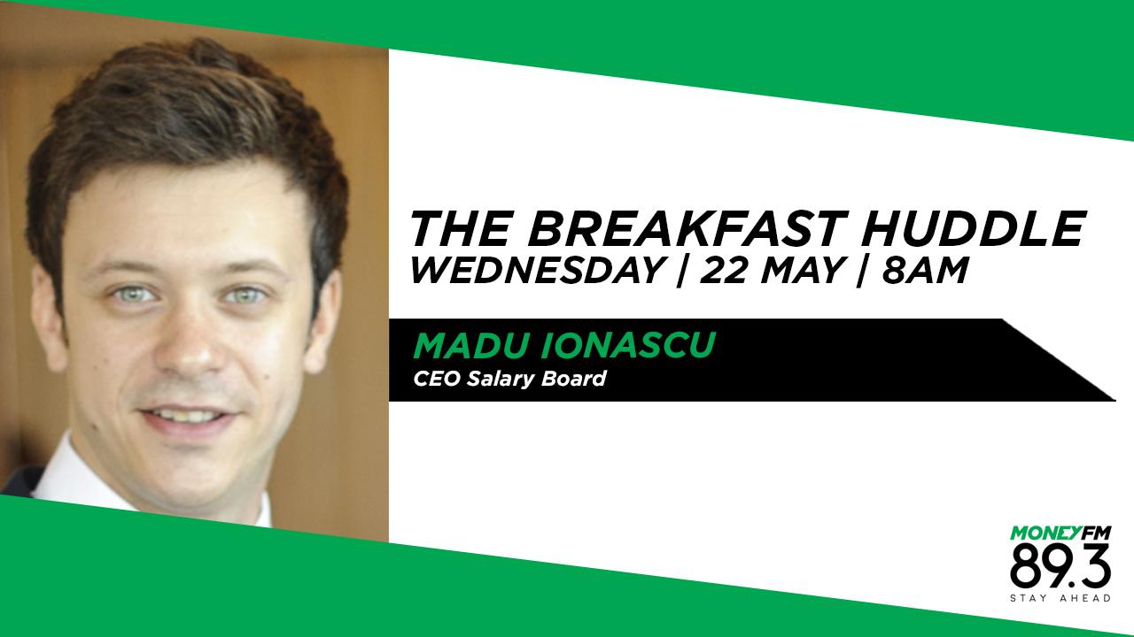 Madu Ionascu, CEO Salary Board