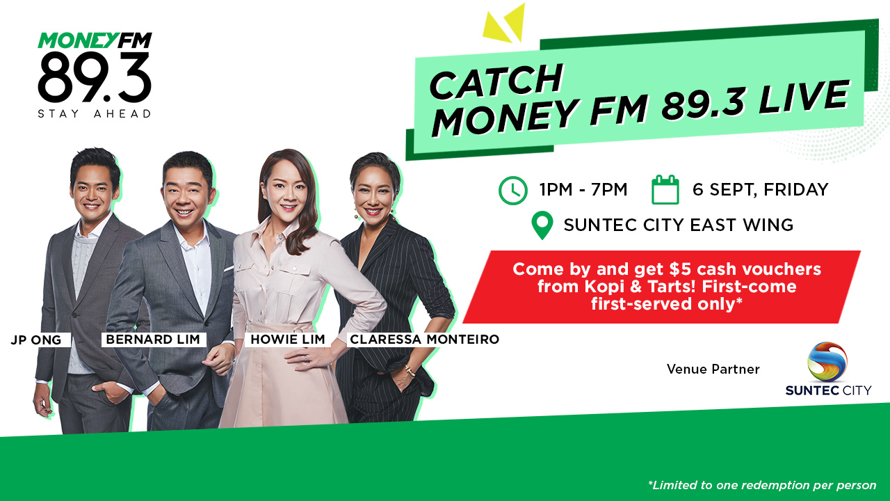 MONEY FM 89 3 - Singapore's First Business and Personal
